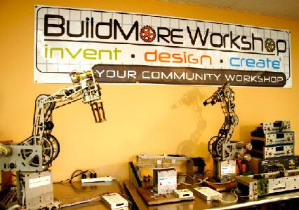 Buildmore Workshop The Lab